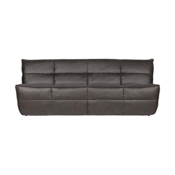 Cluster antracitszürke háromszemélyes kanapé - vtwonen