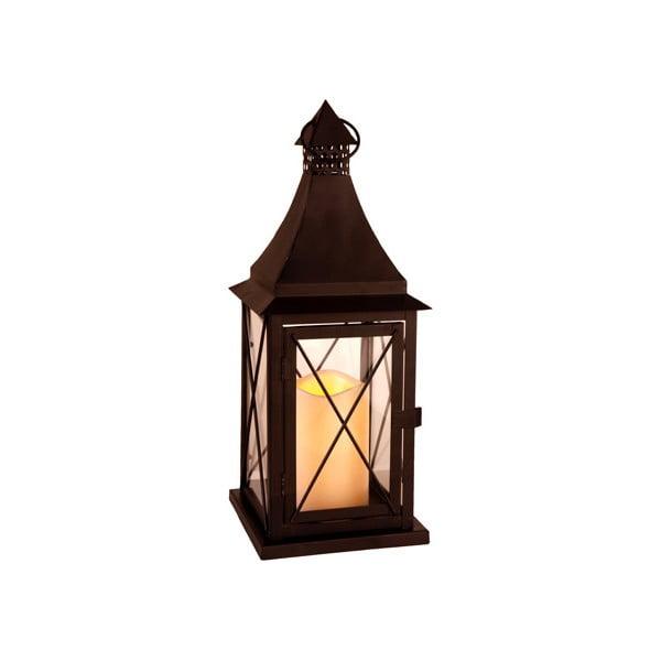 LED lucerna Lantern 37 cm, černá