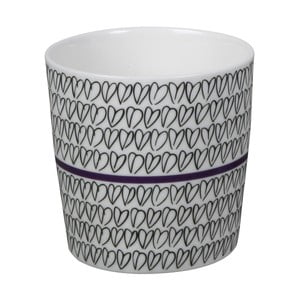 Hrnek Heart Mug Purple