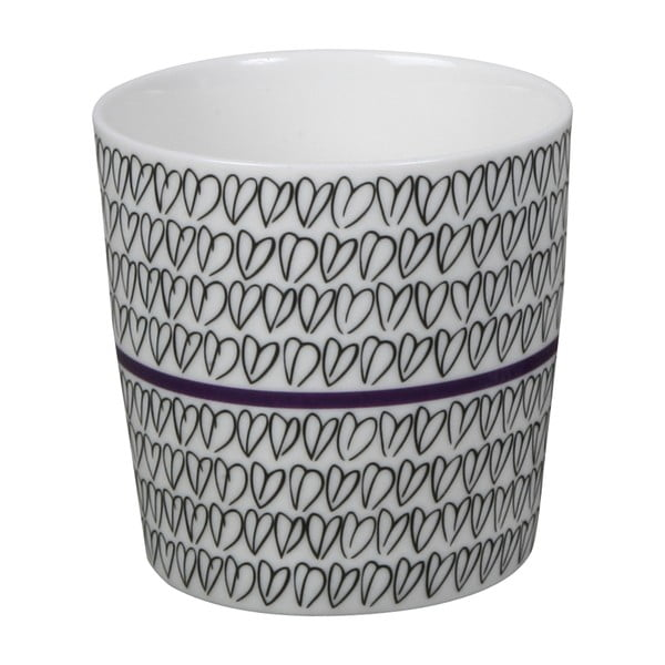 Hrnek Heart Mug Purple