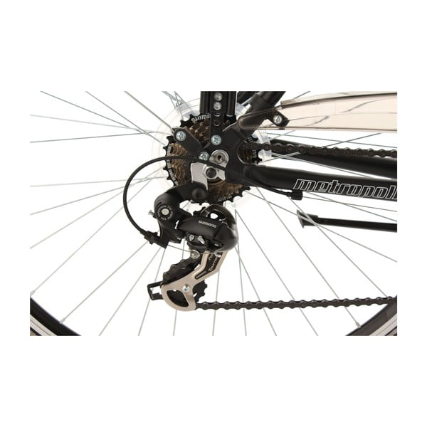 "Kolo Metropolis Bike Flach, 28"", výška rámu 58 cm"