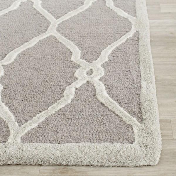 Vlněný koberec Augusta, 121x182 cm