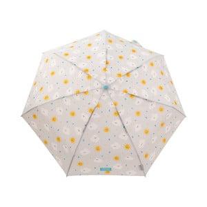 Šedý skládací deštník Mr. Wonderful Nube