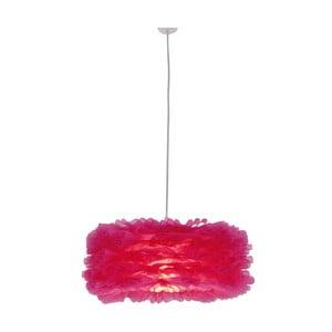 Stropní světlo Foam Pink