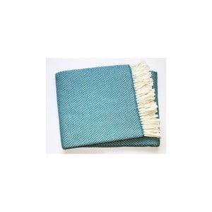 Deka Zen Plaid Ocean Blue, 140x180 cm