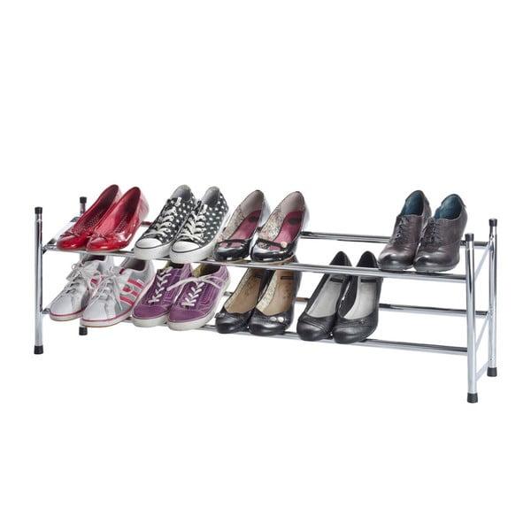 Regulowany regał na buty Wenko Mobile Shelf Duro