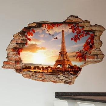 Autocolant Ambiance Landscape Eiffel Tower
