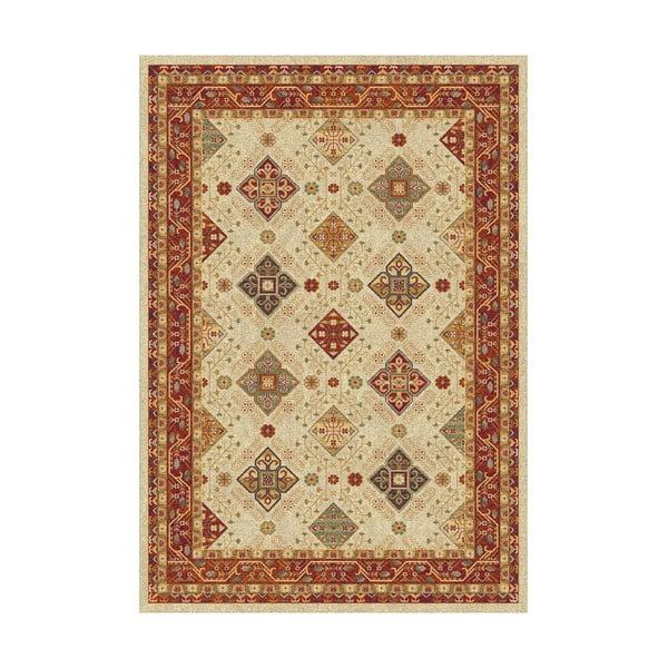 Béžový koberec Universal Nova Ornaments, 160x230cm