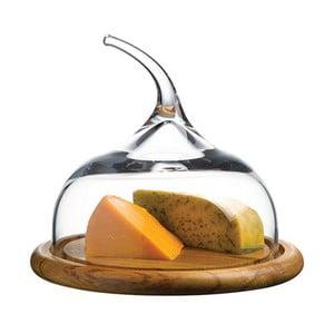 Tavă cu capac din sticlă Pasabahce, ⌀ 50 cm