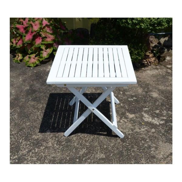 Zahradní skládací stolek z eukalyptového dřeva ADDU Gilbert