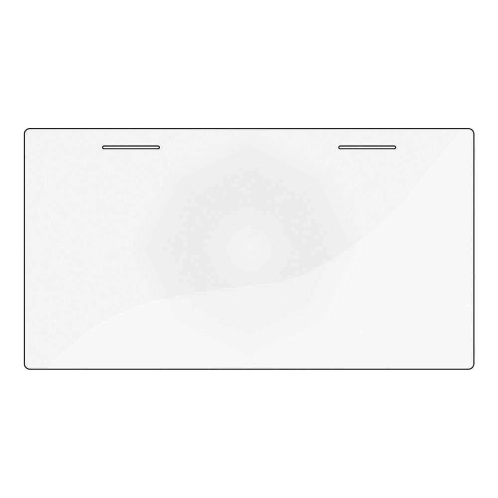 Ochranná fólie na desku stolu Flexa, 62,5 x 120 cm