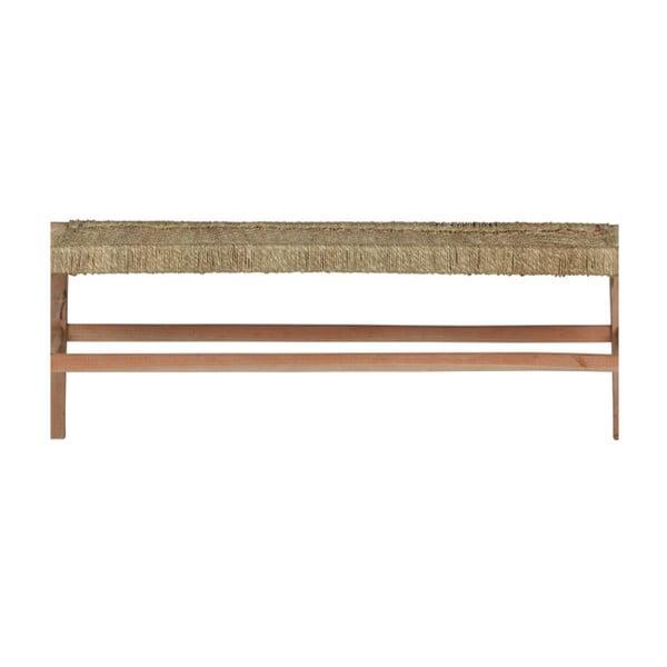 Dřevěná lavice De Eekhoorn Zen