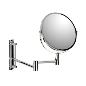 Nástěnné kosmetické zrcátko Ta-Tay Magnifying Mirror, ⌀ 17 cm