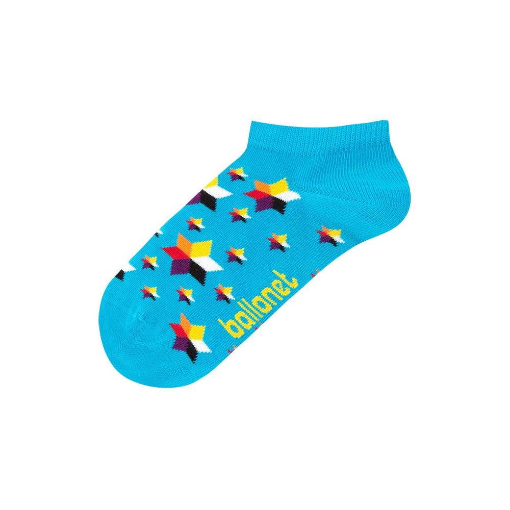 Kotníkové ponožky Ballonet Socks Galaxy, velikost 41–46