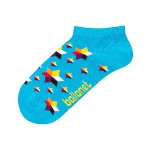 Kotníkové ponožky Galaxy, velikost 41–46