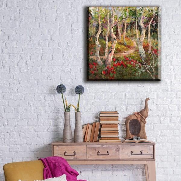 Obraz Four Seasons, 55x55 cm