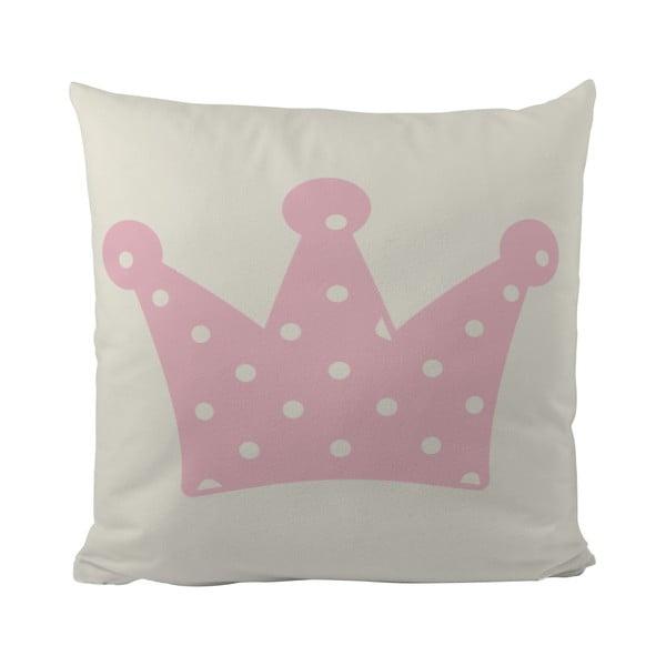 Polštář Princess Crown, 50x50 cm