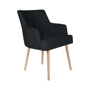 Scaun Cosmopolitan design Retro, negru