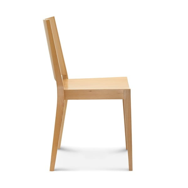 Sada 2 dřevěných židlí Fameg Ditte