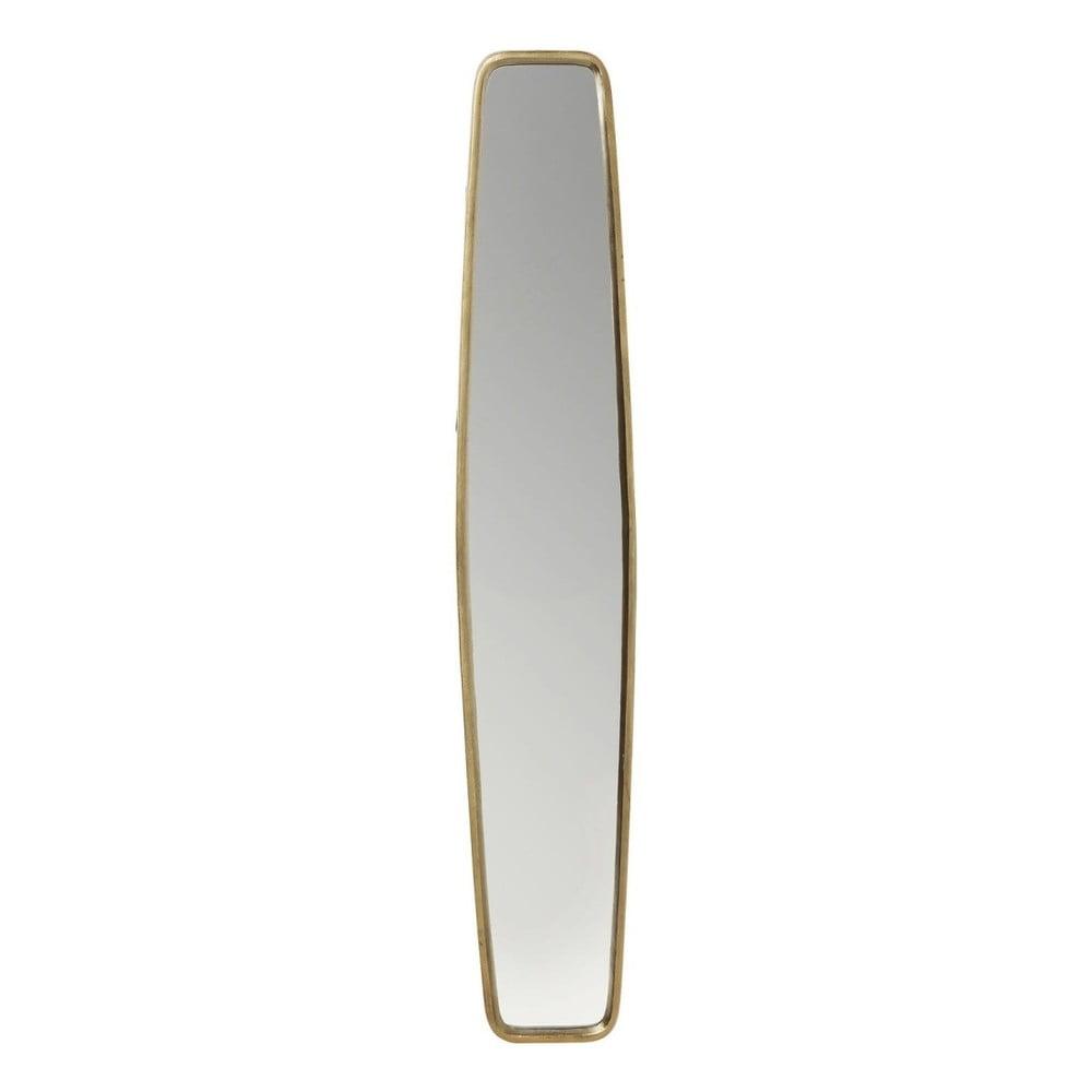 Zrcadlo s mosazným rámem Kare Design Clip