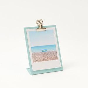 Modrý rámeček na fotku Clipboard Small