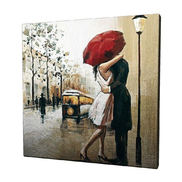Obraz na plátně Paris, 45x45cm