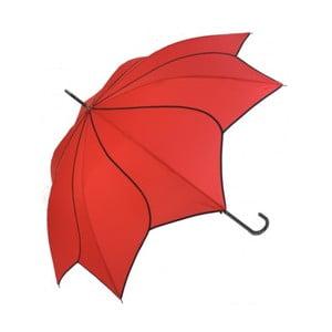Červený deštník Windmill