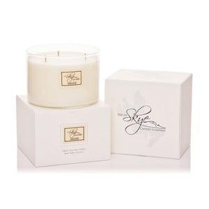 Svíčka s vůní vanilky a fíků Skye Candles Wick, délkahoření30hodin