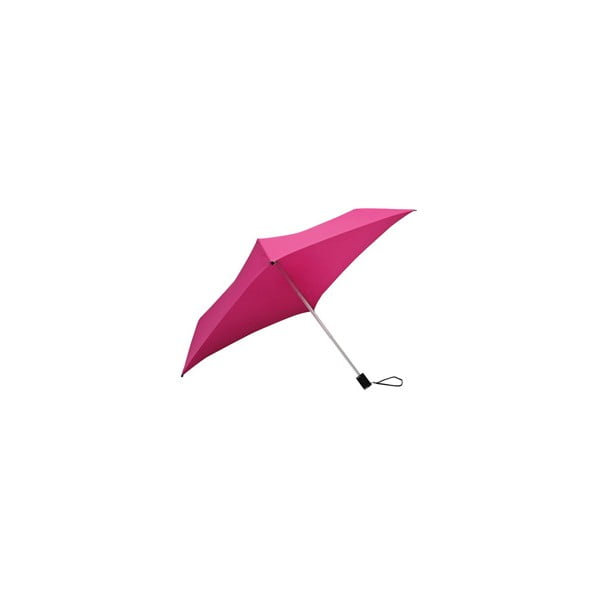 Čtvercový deštník Hot Pink