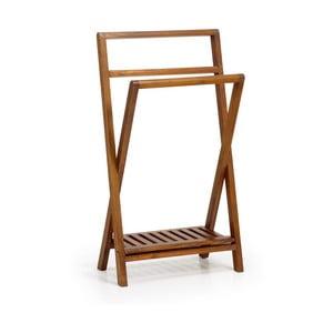 Skládací stojan na osušky ze dřeva mindi Moycor Star