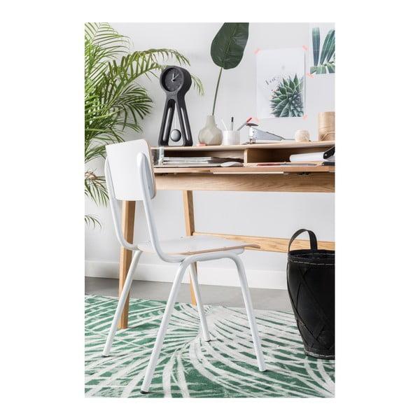 Černé betonové stolní hodiny Zuiver Pendul