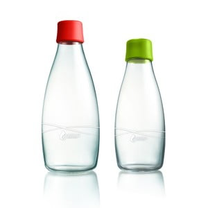 Set dvou láhví ReTap - red & green