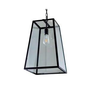 Černé stropní svítidlo Native Industrial