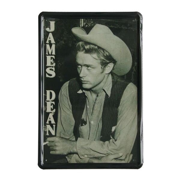 Cedule James Dean, 20x30 cm