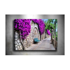Obraz Tablo Center Lonely Bench, 60 x 40 cm