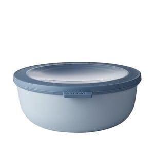 Modrá dóza Rosti Mepal Circula,1,25l