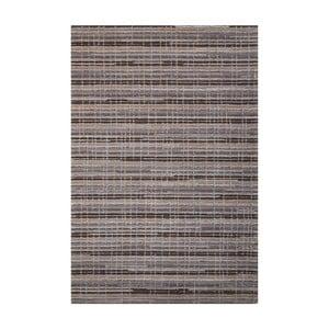 Béžovošedý koberec Nourtex Mulholland Dano, 175x114cm