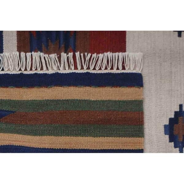 Ručně tkaný koberec Bakero Kilim Classic K85, 125x185 cm