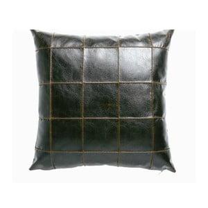 Polštář Bakero z umělé kůže, 45x45 cm