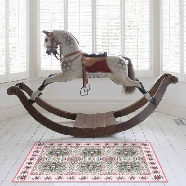 Koberec z PVC Sweety, 80x60 cm