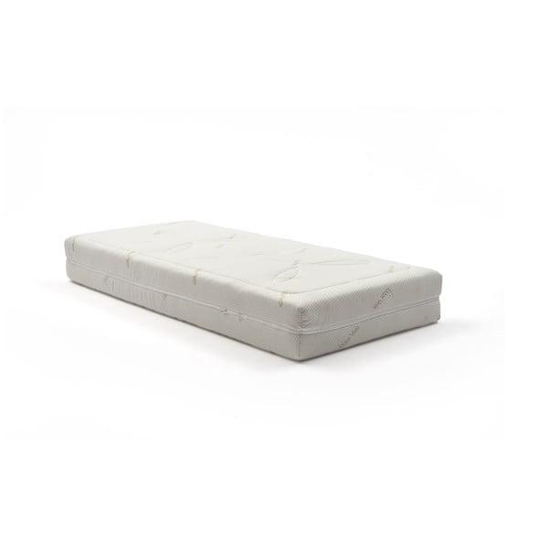 Dwustronny materac DlaSpania Tau Soft II Wellness, 140x200 cm