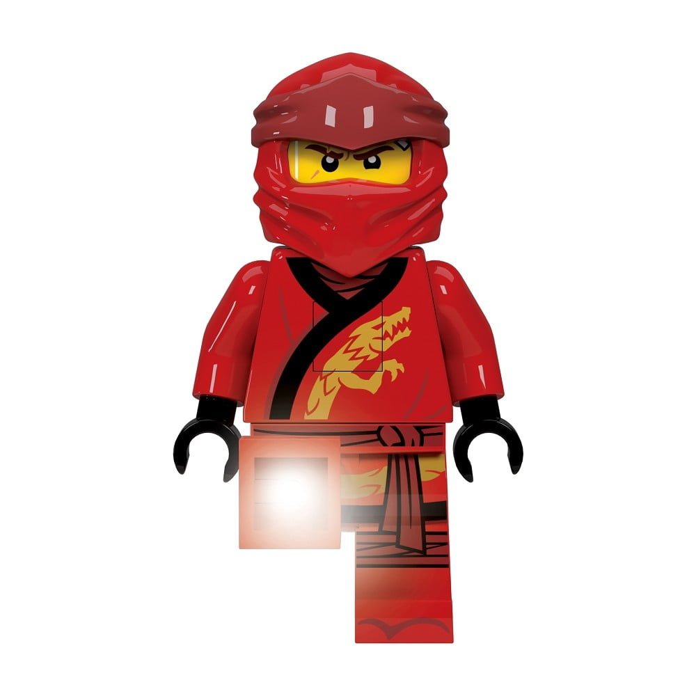 Svítící baterka LEGO® Ninjago Legacy Kai