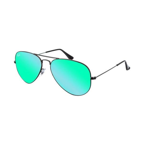 Sluneční brýle Ray-Ban Aviator Black Aqua