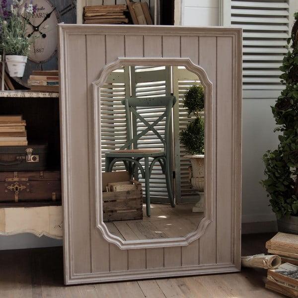 Zrcadlo Antique Grey, 80x109 cm