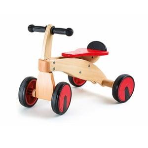 Dětská dřevěná motorka Legler Red Racer