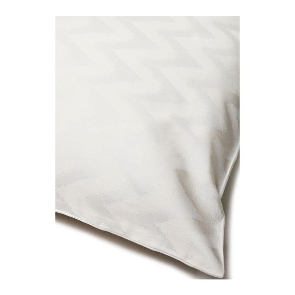 Povlak na polštář Damas Ecru, 40x80 cm