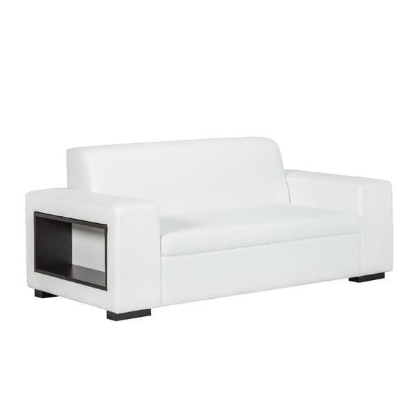 Rozkládací pohovka  A-Maze 181 cm, bílá