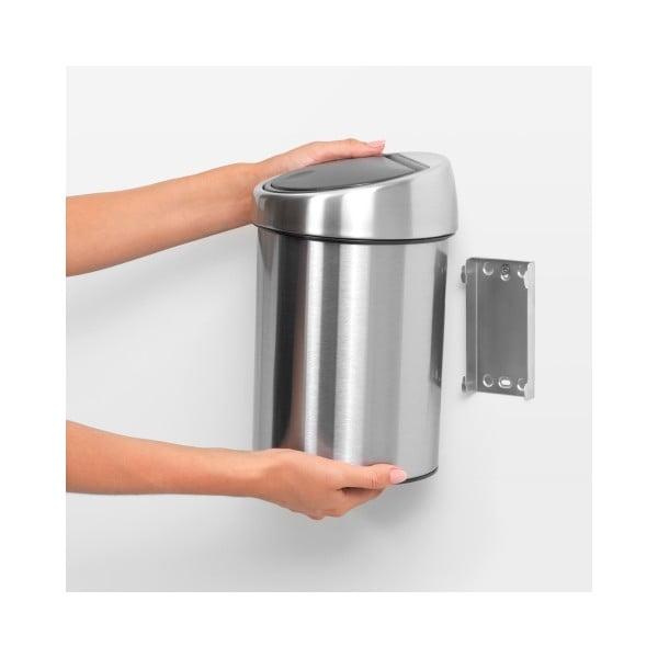 Dotykový odpadkový koš Brabantia Touch Bin, 3 l