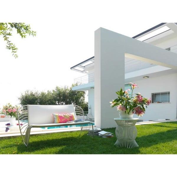 Zahradní stolek Sedia White