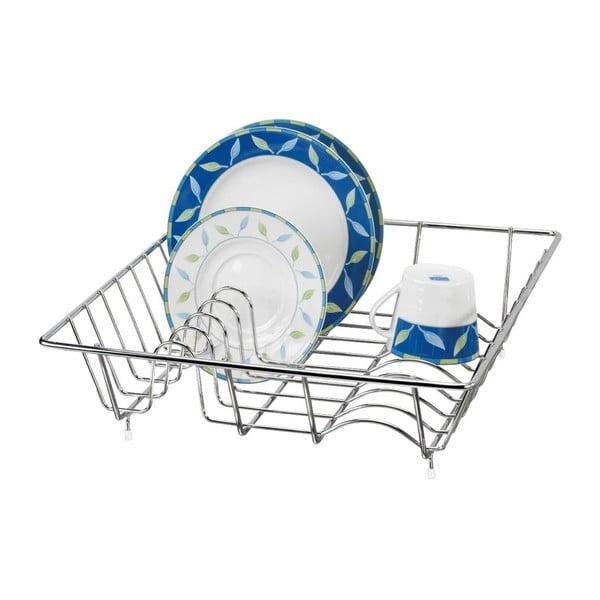 Kovový odkapávač na nádobí Wenko Basket